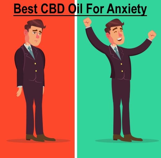 Best CBD Oil For Anxiety - My Physical Well Being